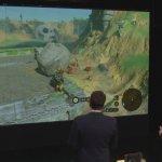 「Nintendo Switch」実物が海外番組に登場!『ゼルダの伝説 BOTW』実機プレイも披露