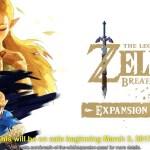 Switch/WiiU『ゼルダの伝説 ブレスオブザワイルド』シリーズ初の追加コンテンツ発表!2017年夏&年末配信へ