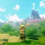 【PS4】美しい島を舞台に日々の生活や冒険が楽しめるオープンワールドアクションADV『Yonder』日本語版が2月22日に配信決定!