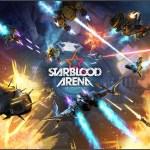 PS VR必須の全方位STGバトルゲーム『Starblood Arena』6月29日発売!