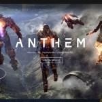 BireWare新作アクションRPG『ANTHEM』日本発売決定!公式サイトがオープンし、PS4/XB1/PC向けに2018年秋のリリースがアナウンス