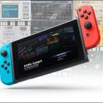 新感覚音楽制作ゲームソフト『KORG Gadget for Nintendo Switch』配信日が4月26日に決定!