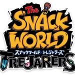 Nintendo Switch版『スナックワールド トレジャラーズ』発売決定!