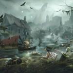 正気を保ちながら水没した都市の謎を解くオープンワールドADV『The Sinking City』日本語対応が決定!2019年3月21日にリリースへ