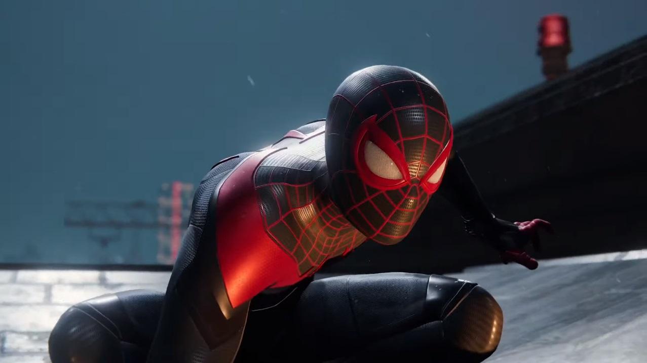 PS5『Marvel's Spider-Man: Miles Morales』11月12日に発売決定。前作 ...