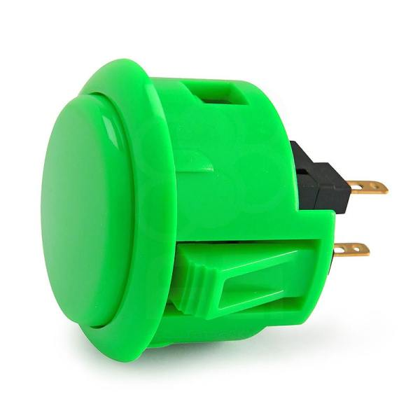 sanwa buttons obsf-30 green