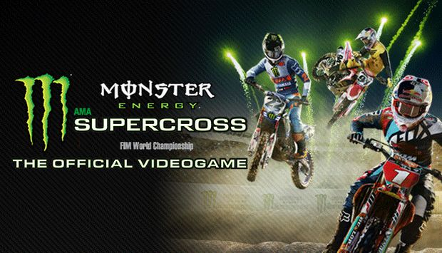 Monster Energy Supercross - The Official Videogame Free Download