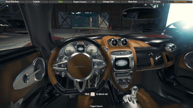 Car Mechanic Simulator 2018 - Pagani DLC PC Crack