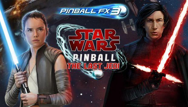 Pinball FX3 - Star Wars Pinball: The Last Jedi Free Download