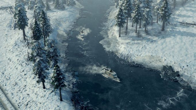 Sudden Strike 4 - Finland: Winter Storm Torrent Download