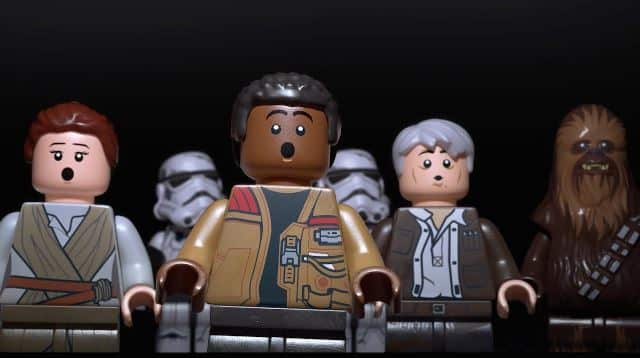 Lego Star Wars The Force Awakens All Carbonite Location Guide