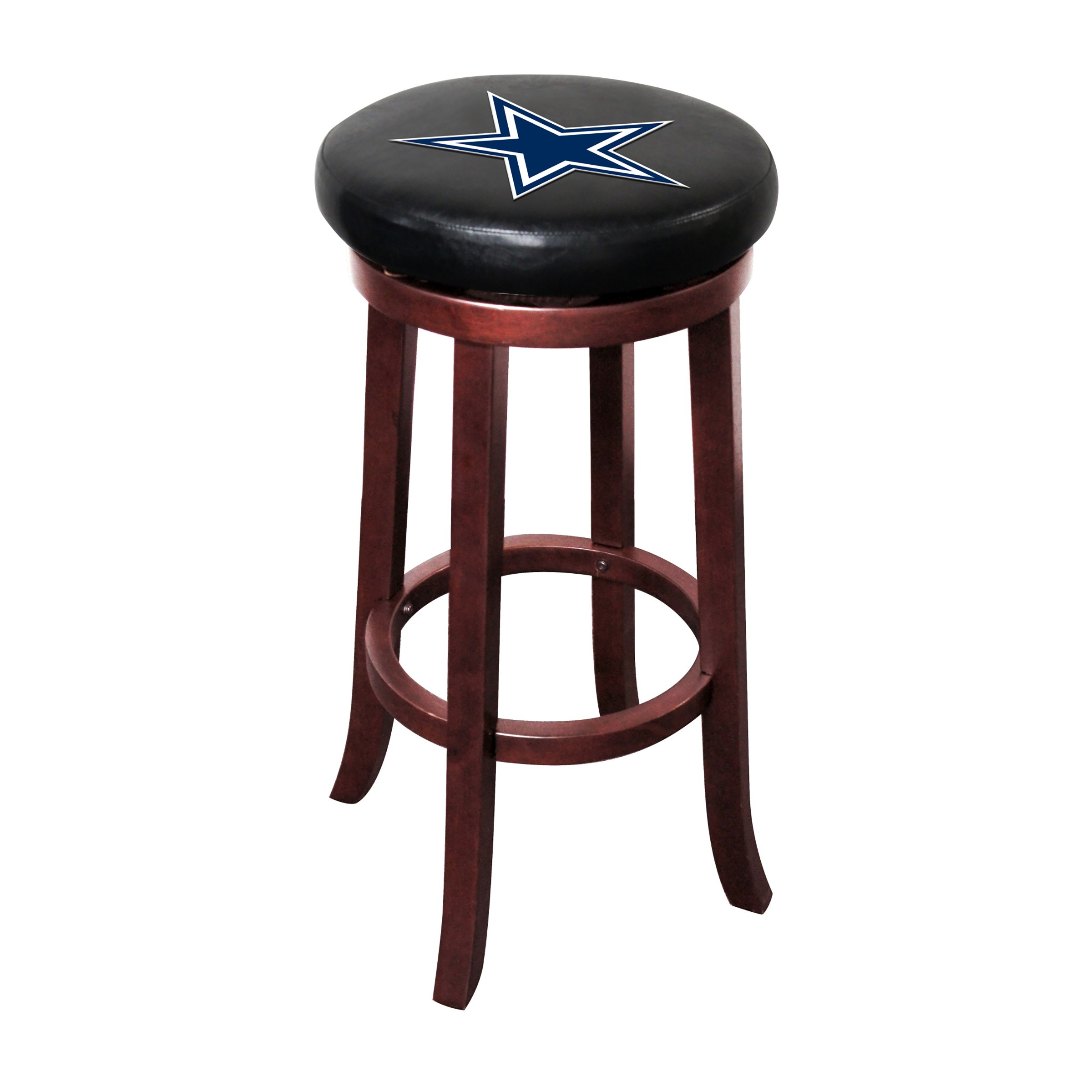 Dallas Cowboy Chair 8 39 Nfl Dallas Cowboys Team Logo Pool Table