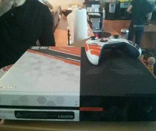Xbox One Titanfall Edition