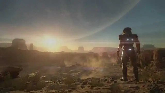 Il gameplay di Mass Effect Andromeda debutta ai Game Awards 2016