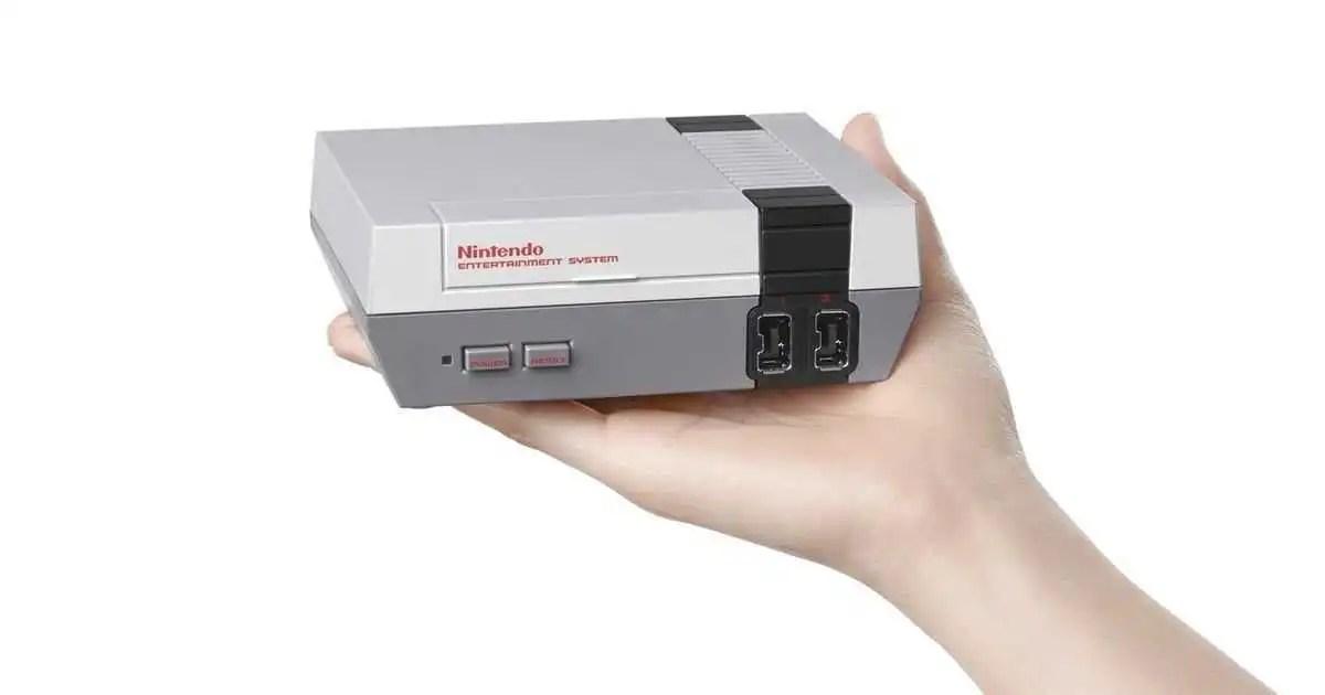 Nintendo sta pensando al lancio di una mini SNES?