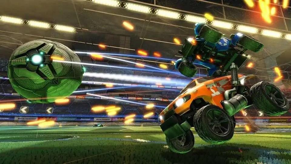 Rocket League: in arrivo una nuova modalità gratuita, Dropshot