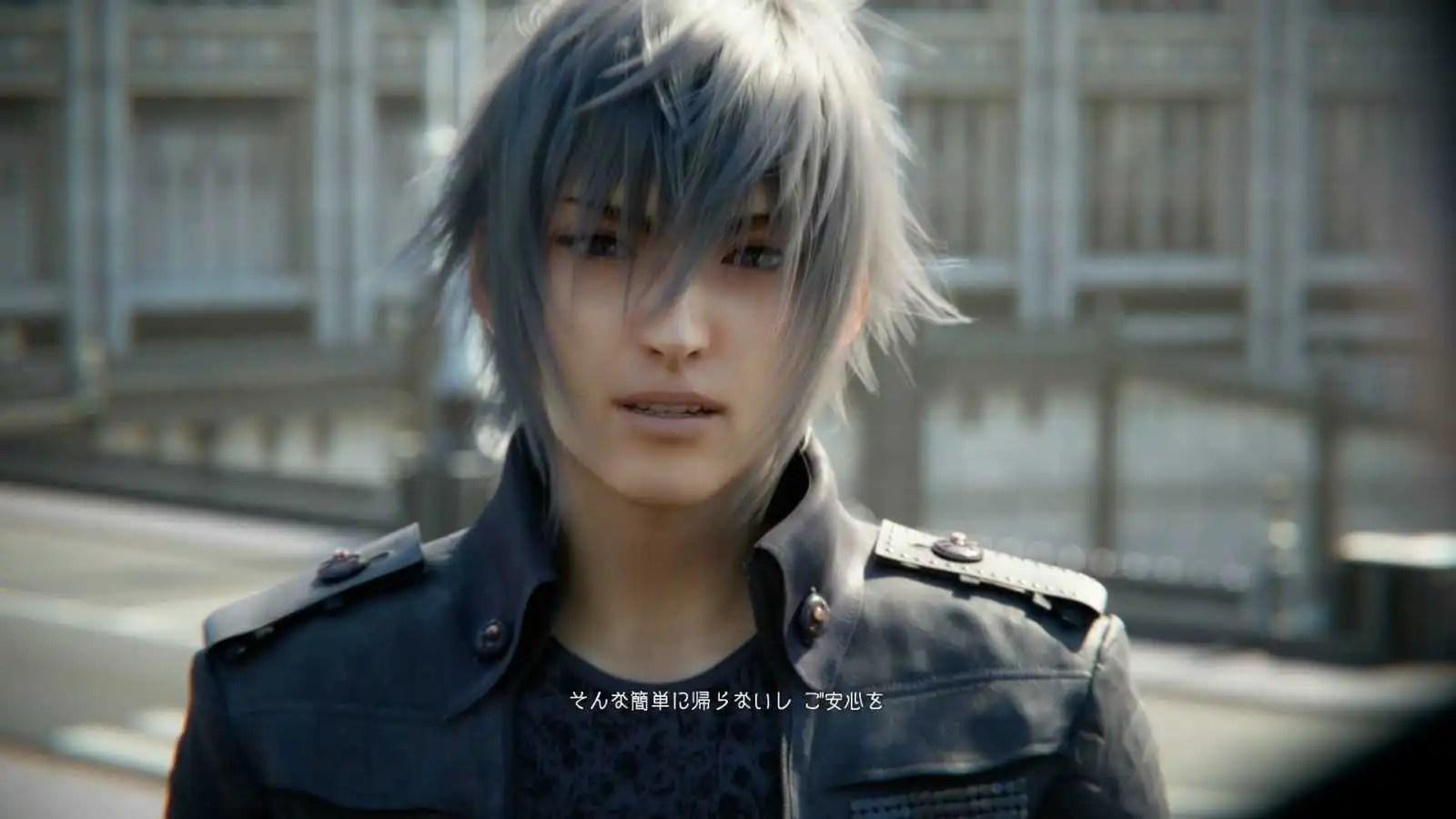 Final Fantasy XV: il supporto a PS4 Pro arriva questo mese