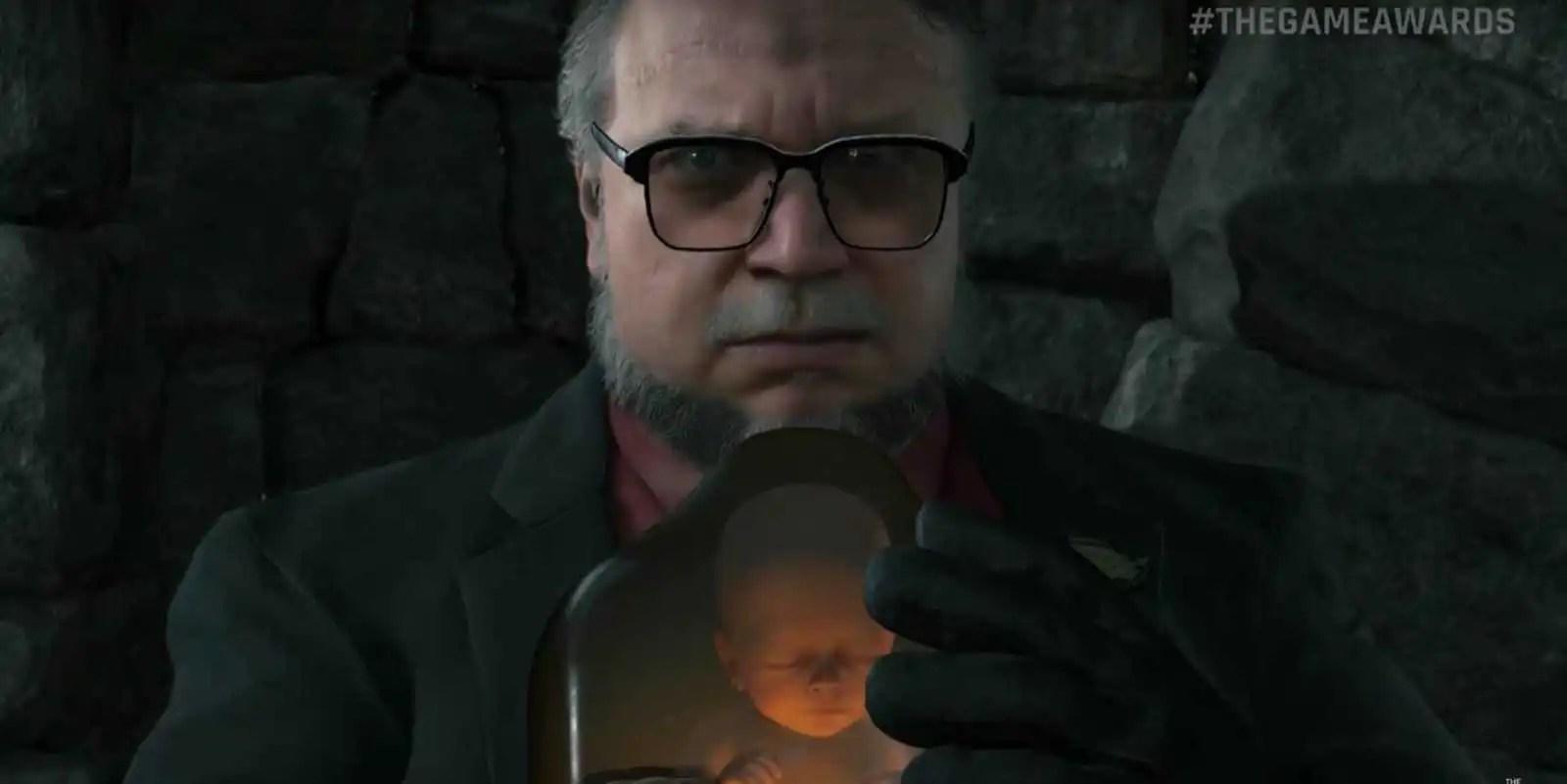 F*** KONAMI- Guillermo Del Toro si esprime a favore di Hideo Kojima