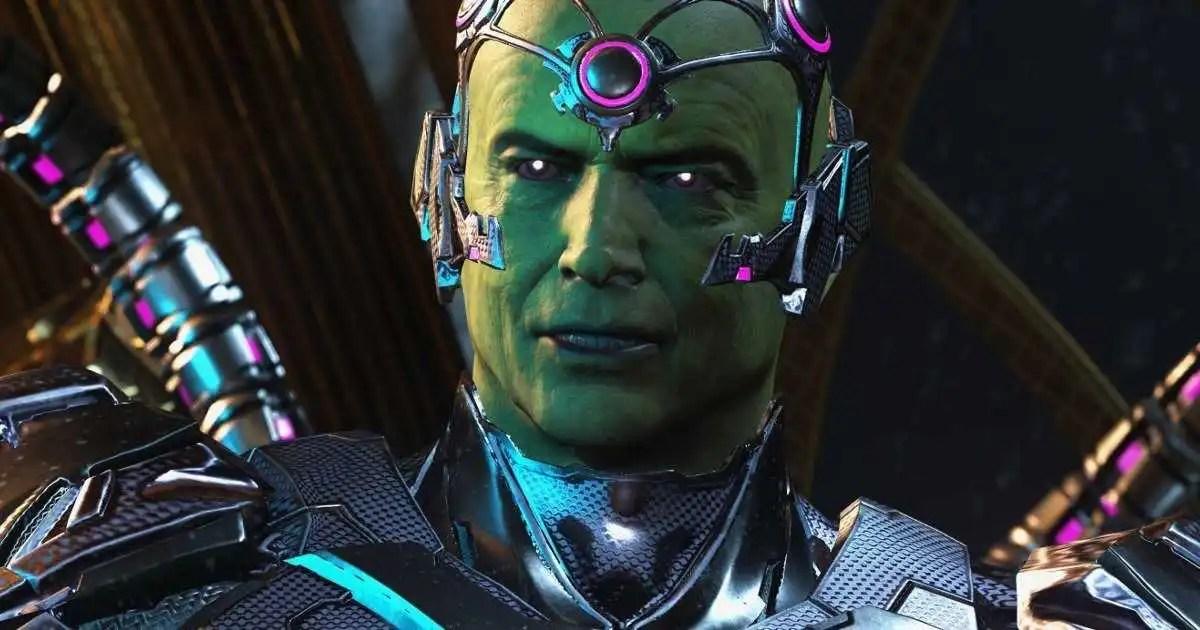 Brainiac si rivela nel nuovo trailer di Injustice 2