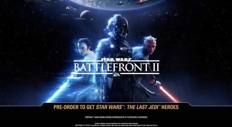 Star Wars: Battlefront II - Ecco il primo trailer