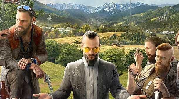 Far Cry 5, un cammeo dei Rabbids nel trailer di lancio ufficiale