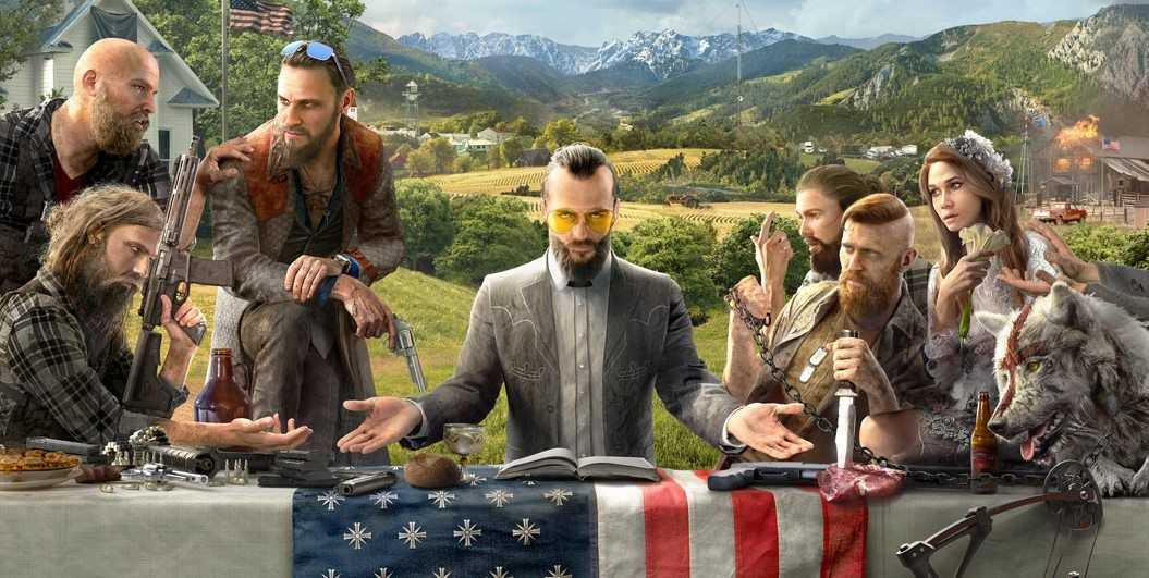 E3 2017: Far Cry 5 si mostra in un trailer gameplay