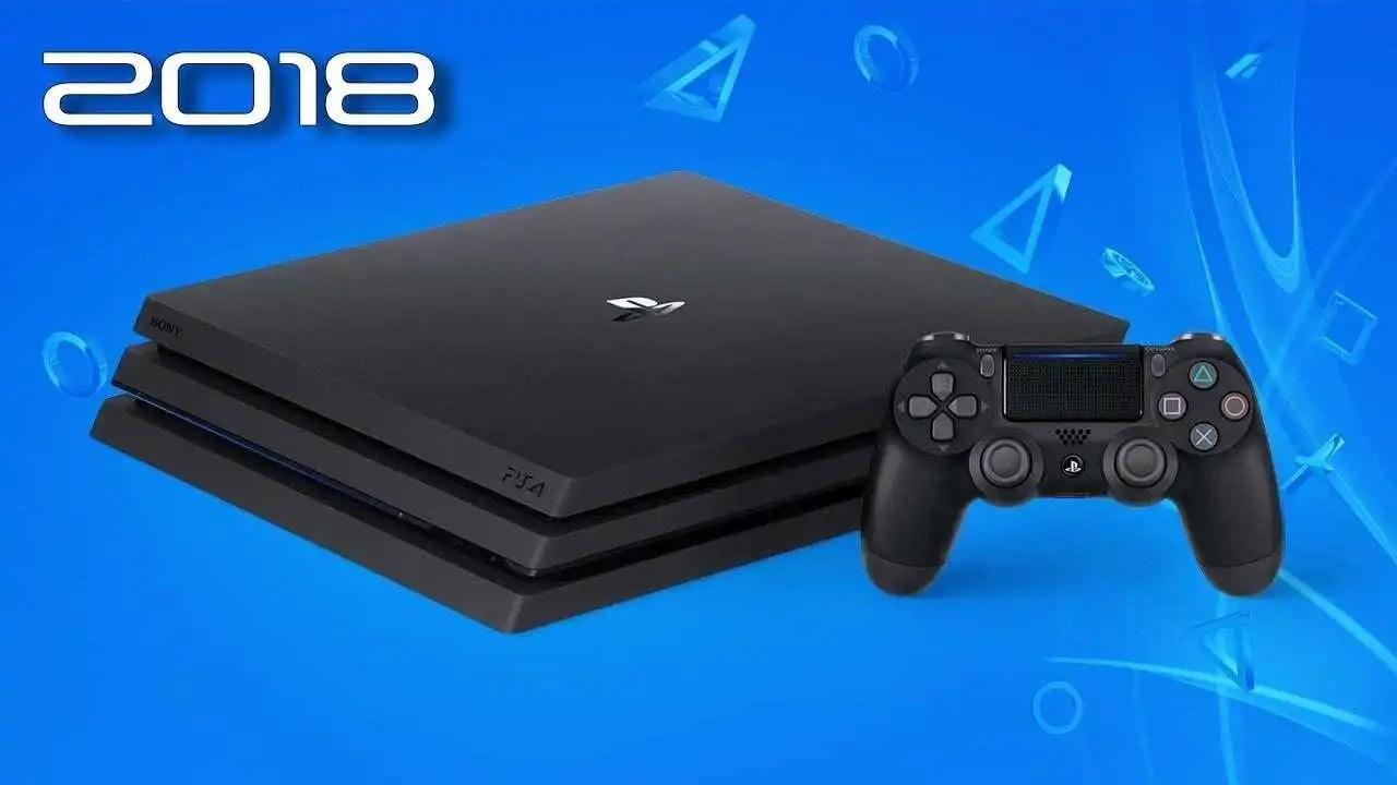 PlayStation 4: il 2018 avrà una line up 'molto forte'