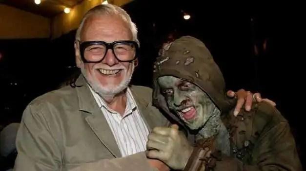 È morto George A Romero, regista de La notte dei morti viventi