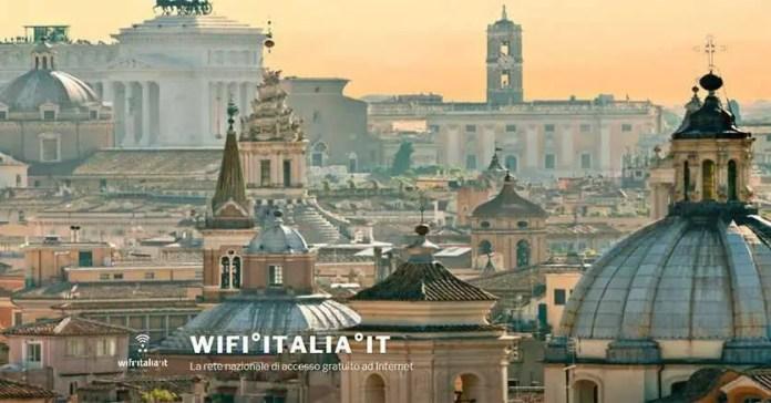 wi-fi italia