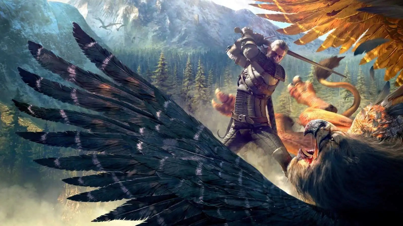 The Witcher 3: Wild Hunt, in arrivo un aggiornamento su PS4 Pro