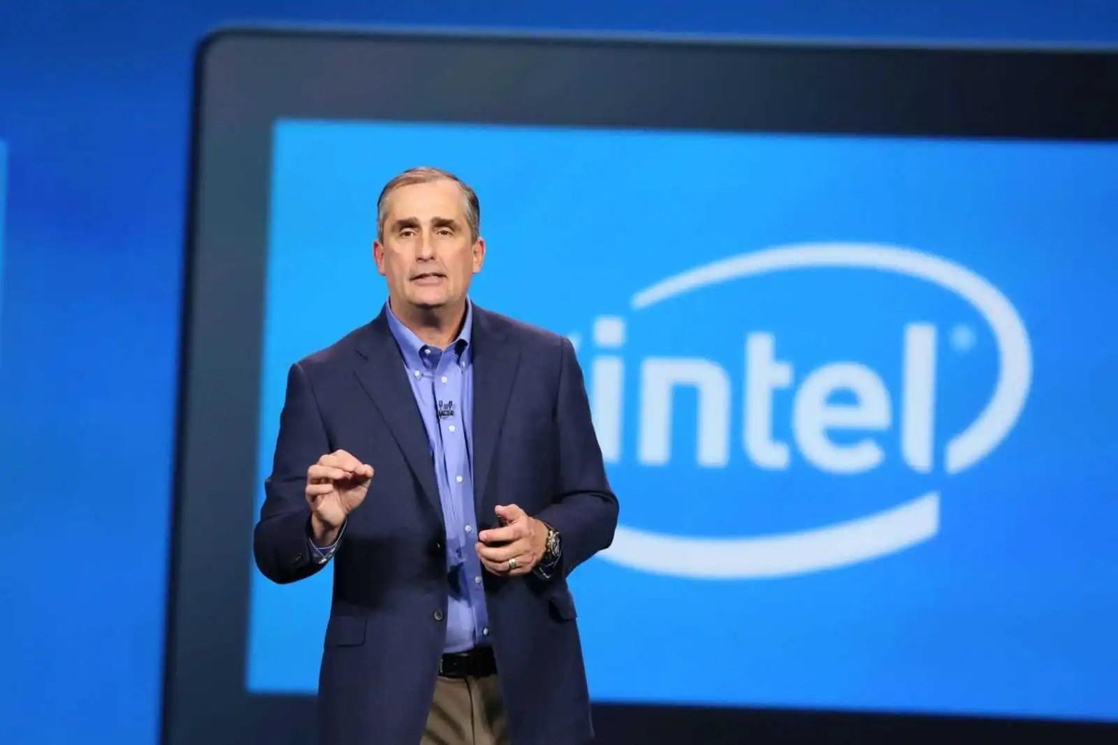 CEO di Intel ha venduto milioni di azioni prima del caso Meltdown
