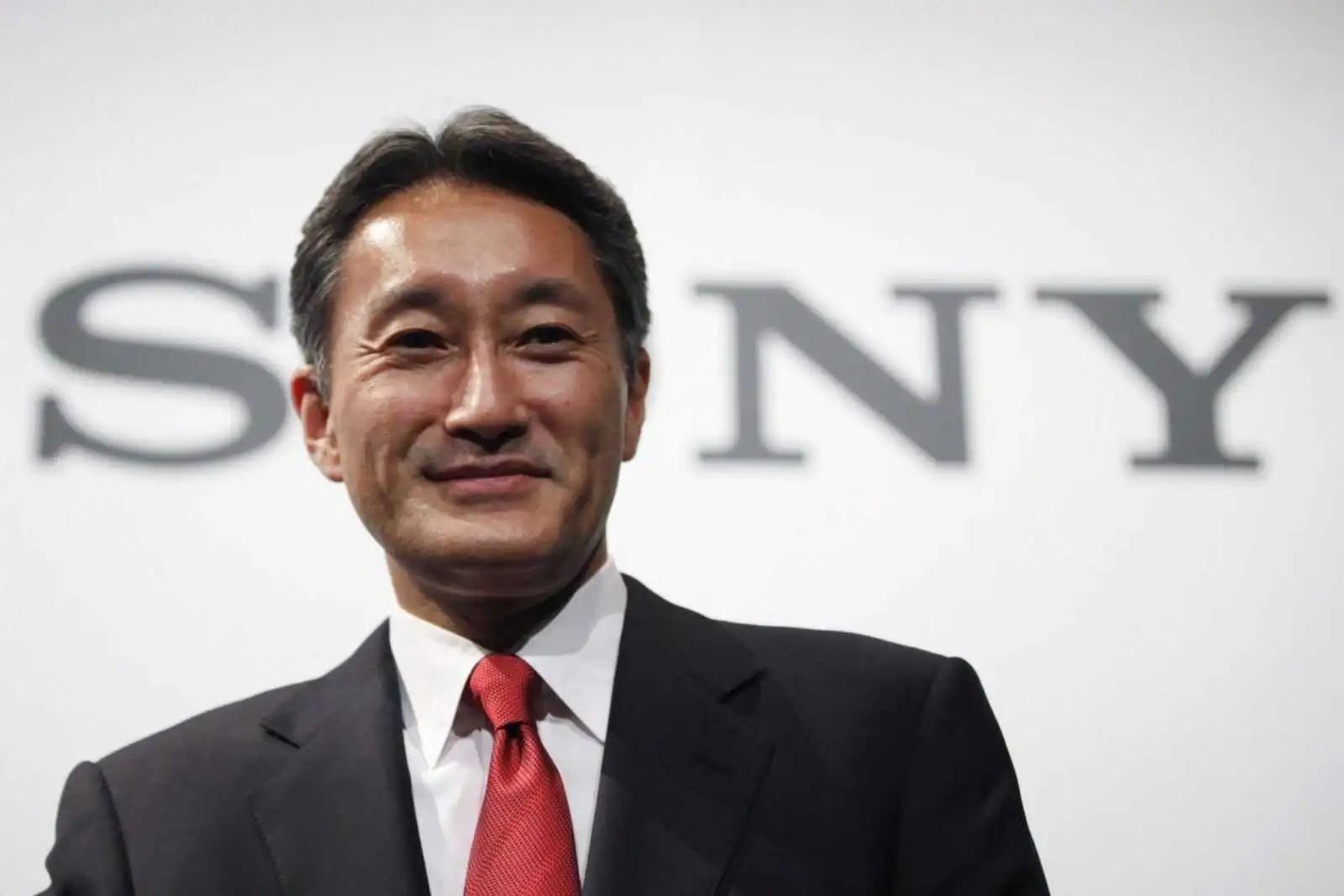 Il CEO Kazuo Hirai ha rassegnato le sue dimissioni — Sony