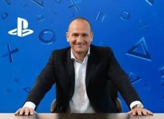 Marco Saletta General Manager Sony PlayStation Italia