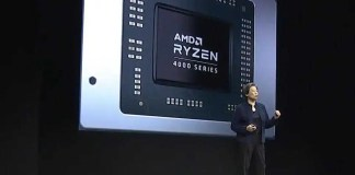 Lisa Su AMD Ryzen 4000 CES