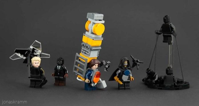 Death Stranding LEGO