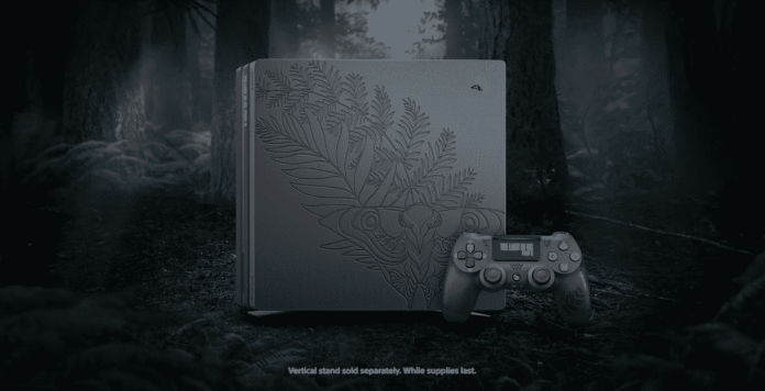 PlayStation 4 Pro The Last of Us Part II Limited Edition