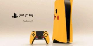 playStation 5 Pikachu Pokemon Bosslogic 1