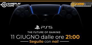segui evento PlayStation 5 in diretta con Gametime locandina