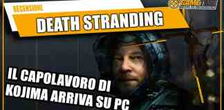 Death Stranding PC Recensione Gametime Cover