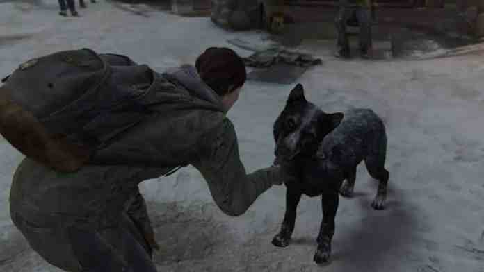 The Last Of Us Part 2 cani
