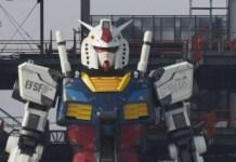 Gundam RX-78 Yokohama 4