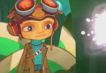 Psychonauts Double Fine Productions