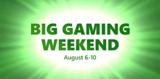 Microsoft Xbox Big Gaming Weekend
