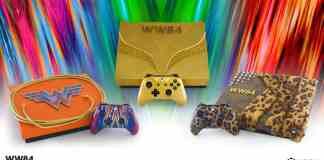 Wonder Woman 1984 Xbox One X