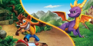 crash bandicoot spyro toys for bob