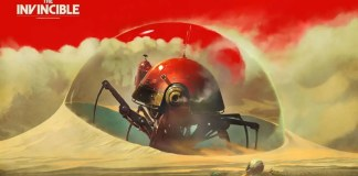 the invincible starward industries pc ps5 xbox series x next-gen cd projekt red