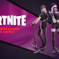 """Fortnite anuncia um novo pacote de skins """"Conquistadoras da Cripta"""""""