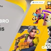 Jogos gratuitos da PS PLUS em dezembro de 2020 são anunciados