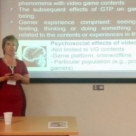21st Annual CyberPsychology, CyberTherapy & Social Networking Conference (Dublin, 2016)