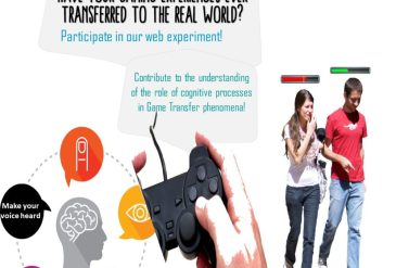 Gamers needed for web experiment on Game Transfer Phenomena